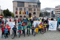 Kidical Mass Dessau_Marktplatz_copyright_Diego_Riera