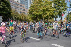 Kidical Mass Dortmund Fahrradstadt