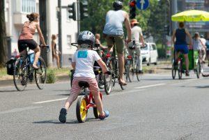Kidical Mass Köln Kind erobert Straßen