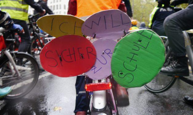 """""""Nur Radfahren rettet die Städte vor dem Chaos"""""""
