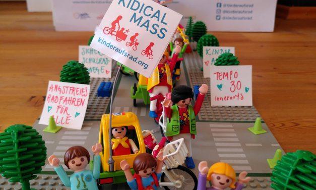 Kidical Mass – Aufgeschoben nicht aufgehoben