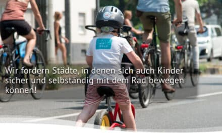 Kidical Mass Crowdfunding