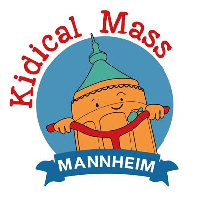 Kidical Mass Mannheim
